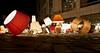 Fallen lights (Alex Verweij) Tags: light art amsterdam licht kunst gebroken lampenkap lightfestival vandalisme gevallen schemerlamp alexverweij schemerlampen