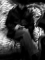 Disguised (mindfulmovies) Tags: cameraphone street people urban blackandwhite bw public monochrome daylight blackwhite noiretblanc availablelight candid creative citylife streetphotography photojournalism cellphone streetportrait streetlife mobilephone characters streetphoto popular schwarzweiss urbanscenes blackdiamond decisivemoment streetshot iphone hardcorestreetphotography blackwhitephotography gettingclose streetphotographer publiclife documentaryphotography urbanshots mobilesnaps candidportraits seenonthestreet urbanstyle streetporn creativeshots mobilephotography decisivemoments biancoynegro peopleinpublicplaces streetfotografie streetphotographybw takenwithaniphone lifephotography iphonepics iphonephotos iphonephotography iphoneshots absoluteblackandwhite blackwhitestreetphotography iphoneography iphoneographer iphone3gs iphoneographie iphonestreetphotography withaniphone streettog emotionalstreetphotography mindfulmovies editanduploadedoniphone takenandprocessedwothiphone3gs
