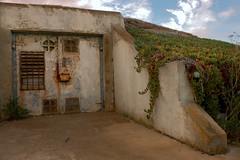 Locked Door To The Underworld (Lorne Thomas) Tags: california door losangeles nikon decay bunker forgotten nikkor2870f28 nikond800e
