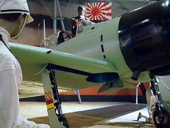A6M2 Zero (MC.202) Tags: hawaii oahu wwii worldwarii pearlharbor zeke zero ijn fordisland imperialjapanesenavy a6m2 pacificaviationmuseum kaigun