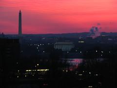 DC, morning of Feb. 12, 2014 (Dan_DC) Tags: morning sunrise dawn washingtondc rich stock license lincolnmemorial richness washingtonmonument potomacriver opulent rf fon elegance imagebank opulence flatfee royaltyfee