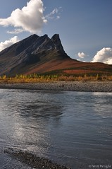 Sukakpak Mountain over the Koyokuk River