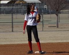 USAO/MACU Softball Tournament (Garagewerks) Tags: woman college field sport female all sony diamond tournament softball athlete 50500mm views100 f4563 slta77v usaomacu