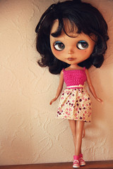 Blythe of the day : Mariette