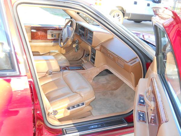 seville cadillac 1990 sts