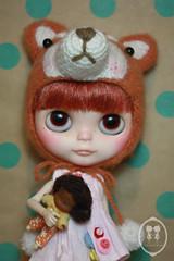 Custom Commission Blythe Doll.