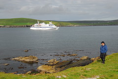ARR_1445 (wildearth12123) Tags: britishisles clipperodyssey culture mousa scenery shetlandislands ships