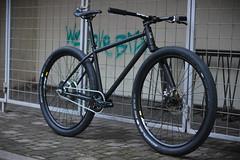 SingleBe E-Killer (SingleBe Bikes) Tags: singlebe steelisreal custom zehus bikeplus electric allinone streetkiller