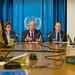 WIPO Director General Presents 2016 International IP Filing Figures to Journalists