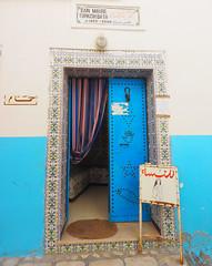 Historias Ocultas -Sousse- (bcnfoto) Tags: bcnfoto zuiko olympus puerta azul sousse