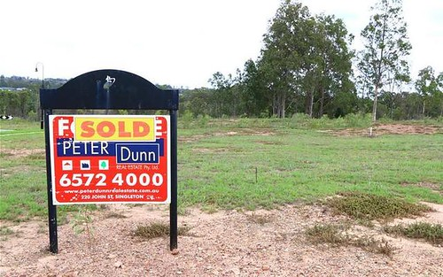 Lot 408 Dimmock Street, Singleton NSW 2330