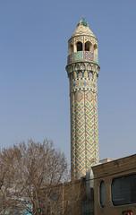 Minaret (Wild Chroma) Tags: minaret kashan iran
