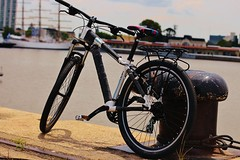 IMG_5157 (aalonsofotografia) Tags: mountanbike puertomadero fotografia 50mm fotografo buenosaires bike