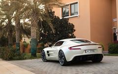 One77. (Alex Penfold) Tags: aston martin one77 one 77 supercars supercar super car cars autos alex penfold 2017 dubai uae