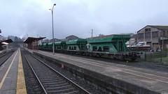Betanzos-Infesta (javivillanuevarico) Tags: betanzosinfesta trenes adif ferrocarril