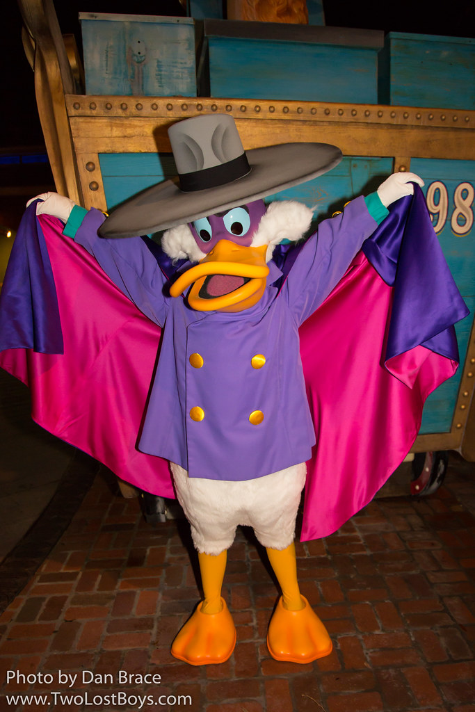 darkwing duck at disney character central