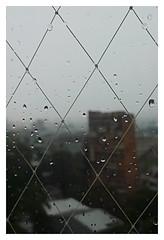 """""""Faith 3"""". Through the window. (jedv99) Tags: d lux 4 leicadlux4 rain window drops"""