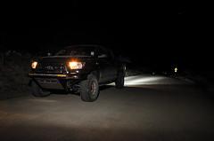 Tundra_127 (gtaburnout) Tags: tundra bajadesigns racetruck toyota night rigid led az