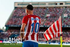 Atlético de Madrid (3-0) Osasuna (Esto es Atleti) Tags: atleticodemadrid osasuna ligasantander vicentecalderón diadelniño carrasco