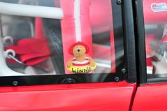 DSC_2956 (Thomas Cogley) Tags: chatham historic dockyard medway kent museum dragster racing car bear winnie mascot