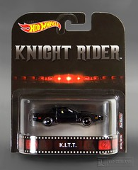 Knight Rider ~ K.I.T.T. 1:64 scale die cast Mint On Card by Hot Wheels Entertainment / Mattel Series A 2017 (LUNZERLAND!) Tags: kitt knightrider davidhasselhoff tvcar televisioncar 164scale diecast diecastcar diecasttoy mattel mintoncard moc hollywoodcar hollywoodonwheels retroentertainment hotwheelsentertainment hotwheelsretroentertainment