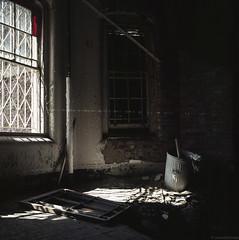 (Stevelb123) Tags: abandoned abandonedexploration abandonedhospital abandonedpsychiatrichospital psychiatric psychiatrichospital insane insaneasylum asylum urbex urbanexploration urbanexplorer urbandecay decrepit decay derelict film filmphotography 120film 6x6film 6x6 analog analogphotography mediumformat mediumformatfilm mediumformatphotography bronica bronicasq bronicasqa kodakfilm kodakportra kodak kodakportra160 portra portra160 portrafilm kirkbride kirkbrideplan