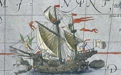 """""""زهرة البحار"""".. قصة السفينة الغارقة مع 60 طناً من الذهب (ahmkbrcom) Tags: الاستيلاء البرتغال الشعابالمرجانية العنف ماليزيا"""