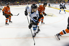 "Missouri Mavericks vs. Wichita Thunder, March 25, 2017, Silverstein Eye Centers Arena, Independence, Missouri.  Photo: © John Howe / Howe Creative Photography, all rights reserved 2017. • <a style=""font-size:0.8em;"" href=""http://www.flickr.com/photos/134016632@N02/33316637080/"" target=""_blank"">View on Flickr</a>"