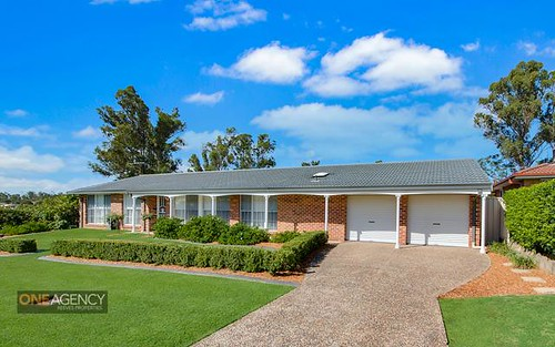 1 Clovertop Place, Werrington Downs NSW