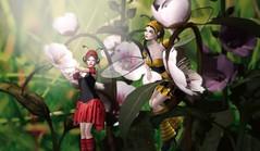 Bugs Life (Alisa Perne) Tags: alisa26 alisaperne sl secondlife fantasyfaire poetsheart roquai roquaiposes glamaffair makeup applier bloom avatar