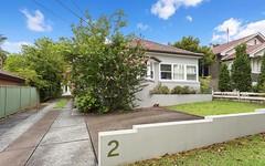2 Bangalla Road, Concord West NSW