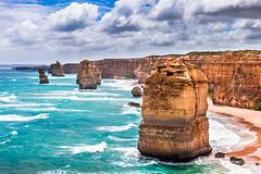 12 Apostles, Great Ocean Road, Victoria, Australia (December 2016) (Cor Lems) Tags: 12 2016 apostles australia december great ocean road victoria travel escape trip
