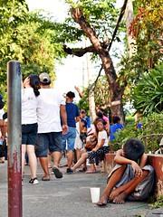 children (DOLCEVITALUX) Tags: streetchildren poignant child children kids photoshoot photojournalism philippines manila outdoor lumixlx100 panasoniclumixlx100