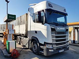 Scania S500 - Scania-Bilar Sverige AB