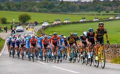 Tour De Yorkshire (Darren Speak) Tags: race tour bikes yorkshire de
