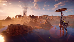 Tall Neck (Dumigor) Tags: game screenshot ps4 horizon zero dawn