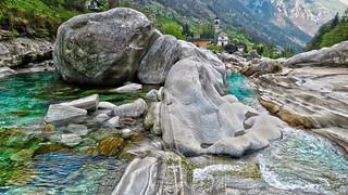 Lavertezzo - Ticino - Svizzera