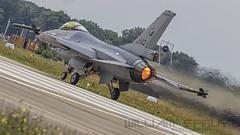 RNLAF F-16 J-142 (william.spruyt) Tags: f16 rnlaf gilzerijen lockheedmartin fighter jet aviation