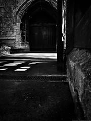 Ages (Liane_M_S) Tags: allsaintschurch blackandwhite copyrightlianemsphotographyoutthere lincolnshire monochrome moulton spalding iphoneography