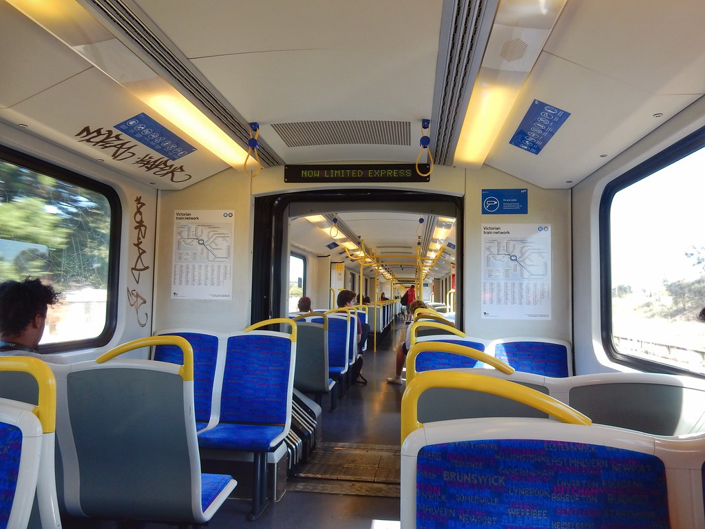 how to travel to bendago from watergardens by train