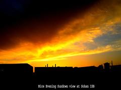 Awesome sunset view, Evening (ZHK BlueRose) Tags: awesome sunset zhkbluerosephotography zhkbluerose evening islamabad pakistan photooftheday