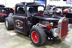 2017 World of Wheels in Boston (mike01905) Tags: worldofwheels boston 1951 ford f1 pickup
