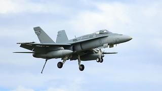 RAAF; McDonnell Douglas F/A-18A Hornet