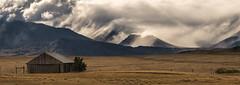 High Country Weather (gomezthecosmonaut) Tags: southisland voigtlanderapolanthar180mmf4sl tekapo newzealand highcountryweather twothumbrange sonya99ii
