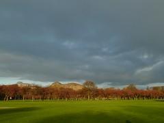 Meadows (Lady Valkyrie) Tags: edinburgh scotland meadows sunset spring