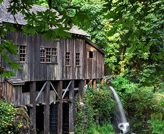 Cedar Hills Grist Mill 2853 B