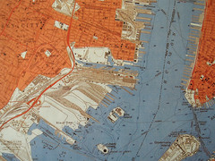 The BIG picture from 1955. Jersey City factories and railroads on the left, Ellis Island, Liberty Island and Lower Manhattan. Click on it and view in large size. Many details about completely forgotten things that existed in what is now Liberty State Park (wavz13) Tags: oldphotographs oldphotos 1950sphotographs 1950sphotos oldphotography 1950sphotography oldmaps vintagemaps antiquemaps newyorkmaps oldnewyorkmaps vintagenewyorkmaps oldjerseycitymaps vintagejerseycitymaps industrial industrialphotos industrialphotography oldfactories vintagefactories railroadphotos railroadphotography railroads vintagerailroads vintagerailroadphotography oldrailroads oldrailroadphotography oldtrainstations vintagetrainstations antiquetrainstations abandonedtrainstations oldtrainterminals vintagetrainterminals antiquetrainterminals hudsonriver newyorkharbor jerseycityphotographs jerseycityphotos oldjerseycityphotography oldjerseycityphotos oldjerseycity vintagejerseycity vintagejerseycityphotography jerseycityhistory urbanphotography urbanphotos industrialjerseycity vintagemanhattan oldmanhattan oldnewyork vintagenewyork harsimus paulushook morriscanal