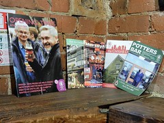P and T CAMRA Magazines (deltrems) Tags: pumpandtruncheon pump truncheon blackpool lancashire fylde coast pub bar inn tavern hotel hostelry house restaurant camra campaign real ale beer magazines