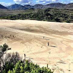Stephens Beach. South West Tasmania.
