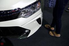 MotorShow_2017-04-02_5413 (kamaruld) Tags: bangkok thailand carshow bangkokinternationalmotorshow autoshow toyota altis vios camry hybrid